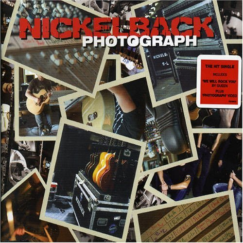 PHOTOGRAPH – NICKELBACK