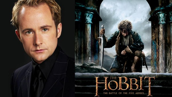 THE LAST GOODBYE – BILLY BOYD (THE HOBBIT)