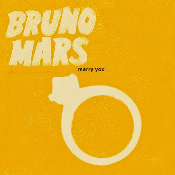 MARRY YOU – BRUNO MARS